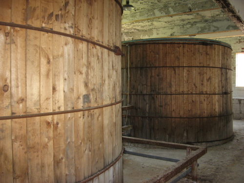 Top Floor Cisterns